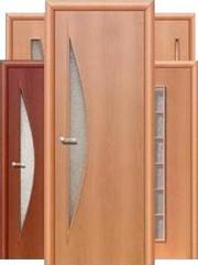 Ламинированные межкомнатные двери на заказ
