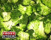 Замороженные Овощи оптом капуста Брокколи
