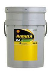 Моторное масло Shell Rimula R4 L 15W-40!