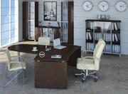 Недорогая серийная офисная мебель от производителей в наличии