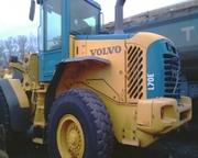 Фронтальный погрузчик Volvo L70