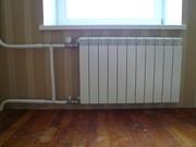 Замена батарей отопления в Санкт-Петербурге.