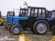 мтз   82.1 трактор