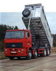МАЗ  6516 самосвал