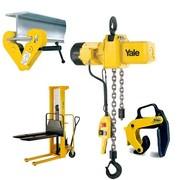 грузоподъёмное оборудование (канаты,  цепи,  стропы и др)