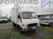 Hyundai HD78 Промтоварный фургон (Владивосток)