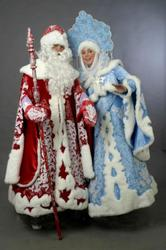 Дед Мороз и Снегурочка для Вас
