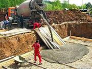 бетонные смеси и раствор