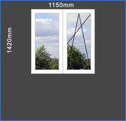 Металлопластиковое окно Rehau  Серия 137