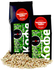 Зеленый кофе для похудения молотый с бесплатной доставкой по всей Росс