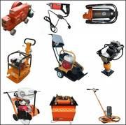 Выбор складского и строительного оборудования.