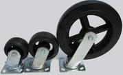 Различные колеса и ролики для тележек