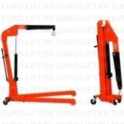 Кран гидравлический гаражный складной  EURO-LIFT