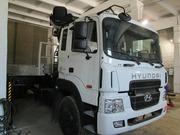 HYUNDAI HD 250 КМУ Hiab 190TM