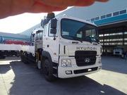 HYUNDAI HD 250 КМУ Hiab 270T