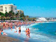 На море и солнце в Испанию....