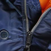 Зимняя куртка аляска N-3B. Оригинал из США. Доставка по всей России.