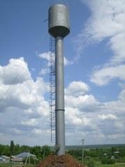 Водонапорные башни системы Рожновского 50 м3