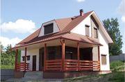Строим теплый дом быстро,  качественно и дешево