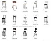 Барные табуреты и стулья,  готовые и на заказ.