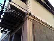фасадный декор и ростовые фигуры из пенополистирола