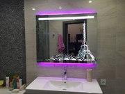 Зеркало с LED подсветкой в ванную гарантия 3 года