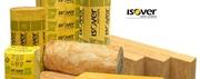 Тепло и звукоизоляция производителя ISOVER (ИЗОВЕР)