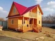 Деревянные дома и бани от производителя