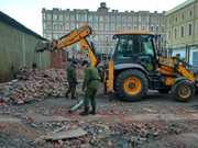 Снос и демонтаж в Санкт-Перебкурге по низким ценам