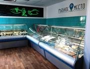 Сдам павильон под магазин свежей рыбы,  морепродуктов.