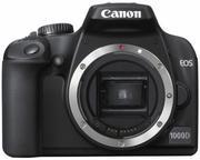 Canon EOS 1000D body (на гарантии)