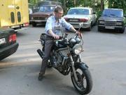 Продам мотоцикл Хонда СВ-1 1989г.