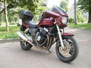 Мотоцикл HONDA CB 400 Super Fouer,  1995 г.в.,  цвет красный,