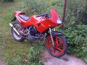 Срочно!Мопед Honda NS 50(YSR 125)25т.р. торг
