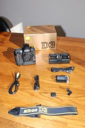 Nikon D3x Megapixel,  Digital SLR Camera