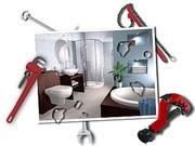 Все услуги по сантехнике,  электрике,  ремонту