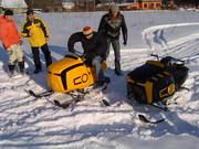 Продажа компактных снегоходов для рыбалки и охоты